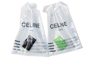 CELINE 带来透明包装袋组合