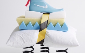 对抗Boost?Nike发布全新缓震跑鞋!