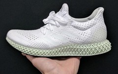 Jon Wexler 揭露 adidas Futurecraft 4D「White」鞋款实貌