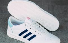 清爽蓝白,Hélas x adidas全新联名鞋款近赏