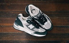 "New Balance M991XG""Grey""跑出你的""灰度"""
