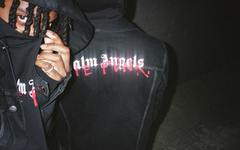 Playboi Carti x Palm Angels 联名系列释出