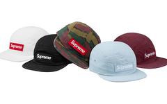 一览 Supreme 2018 春夏系列帽款系列