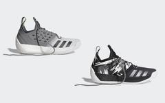 全新配色! 两款 adidas Harden Vol. 2 三月发售!