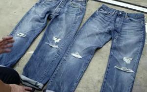 Levi's 用 90 秒改变传统牛仔裤制造工艺!