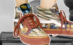 Vivienne Westwood Anglonania × Vans Sk8-Hi 新品发布