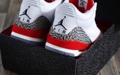 """飓风改名!Air Jordan 3 """"Hall Of Fame"""" 五月发售!"""
