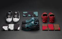 "凉鞋版本的""老爹鞋"",Raf Simons x adidas Ozweego Replicant 限量登场"