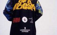 重磅联名!Supreme x UNDERCOVER x Public Enemy 正式发布!