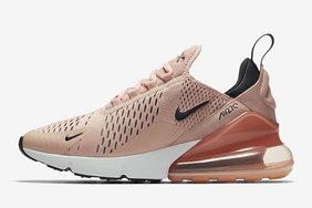 "Nike Air Max 270 推出全新配色""Coral Stardust"""