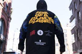 直击 Supreme x UNDERCOVER x Public Enemy 三方联名系列纽约发售现场