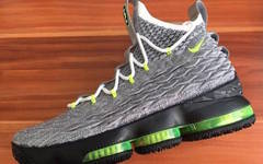 致敬 Air Max 95 Neon!LeBron Watch 将释出 Neon 配色!