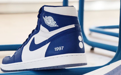 专属AJ1!Nike 为 colette 送上迟到的礼物!