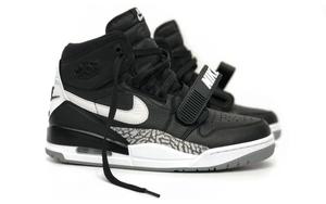 1+3+Air Trainer!Don C 释出全新 Jordan Legacy 312 杂交鞋款!