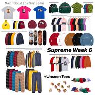 抢先预览! Supreme 春季新款 T-Shirt 及全系列曝光