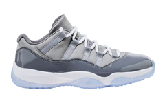 "提前至本月!Air Jordan 11 Low ""Cool Grey"" 月底发售!"