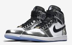 """细节满满!伦纳德专属 Air Jordan 1 """"Pass The Torch"""" 本月底发售!"""