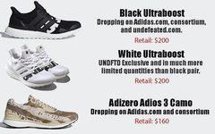 发售提醒 | UNDEFEATED x adidas 全新联名即将登场