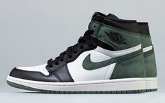 "五一双雄!又一款 Air Jordan 1 ""Clay Green"" 确认五一发售!"