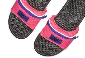 Nike 推出全新拖鞋,让人眼前一亮!