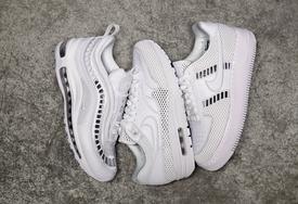 镂空小白鞋,Nike Sportswear SI Pack 今夏登场