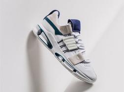 "adidas Twinstrike ADV 清新配色 ""Flat White"" 实物释出"