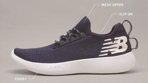 可机洗!New Balance 发布 RCVRY 系列鞋款