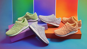 ASICSTIGER 推出 NEON SUEDE 系列