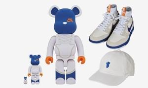 BE@RBRICK x Nike SB 打造全新联乘系列