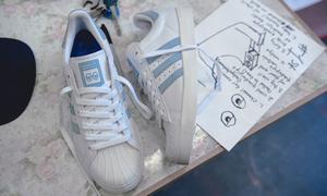 清爽夏日,adidas Skateboarding x Krooked Skateboards 现已发售