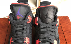 "Drake 确定离开 Nike!AJ4 ""Raptors"" 原为 Drake 联名!"