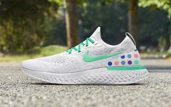 Nike 携手全球多个跑团打造 Epic React Flyknit 别注配色