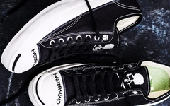 mastermind JAPAN x Converse Addict Jack Purcell 联名设计登场