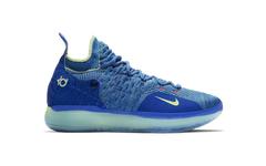 全掌Zoom Air+React!杜兰特最新战靴 Nike KD 11 首次释出!