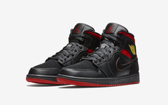 "最后一投配色!Air Jordan 1 Mid ""Last Shot"" 现已登陆海外!"