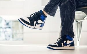 有所暗示?藤原浩再度上脚 fragment design x Air Jordan 1 Sample!