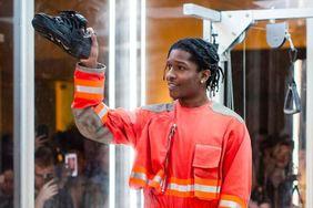 A$AP Rocky 与 Under Armour 的全新联名鞋款正式亮相