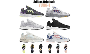 adidas YUNG-1 还有这么多配色将要推出?