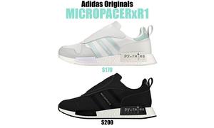 期待吗?adidas 将推出混血鞋款 MicroPacerxR1