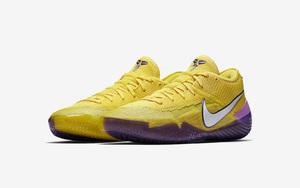 "推迟至本周!Nike Kobe AD NXT 360 ""Yellow Strike"" 现已发售!"