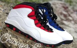 """确认发售日期!Air Jordan 10 """"Westbrook"""" 本月底发售!"""