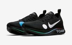 Off-White x Nike 联名 Zoom Fly Mercurial Flyknit 官方图片释出!