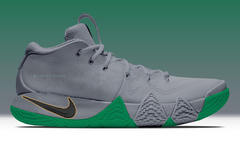低帮即将释出!Nike Kyrie 4 Low 将于7月发售!