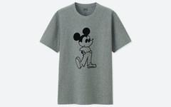 UNIQLO UT 携手 6 大艺术家重塑经典 Mickey Mouse