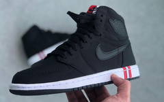 "Air Jordan 1 ""Paris Saint-Germain"" 释出更多细节!"
