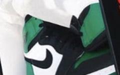 实物释出!这款AJ1黑绿脚趾将于9月发售!