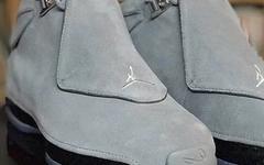 """酷灰再度来袭!Air Jordan 18 """"Cool Grey"""" 年底发售!"""
