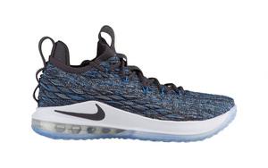 """月底发售!Nike LeBron 15 Low """"Signal Blue"""" 确认发售日期!"""
