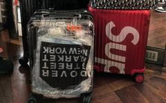 羡慕!Off-White x RIMOWA 的行李箱 Kim Jones 已经提前用上了