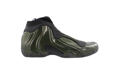 "风一即将回归!Nike Air Flightposite ""Legion Green"" 空降本月!"